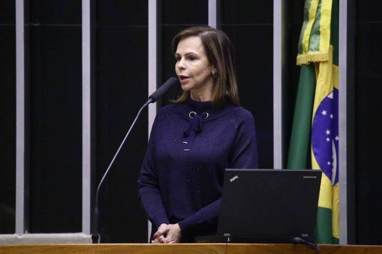 Deputada Professora Dorinha Seabra Rezende (DEM-TO), que apresentou parecer favorável ao projeto. – Foto de Maryanna Oliveira/Câmara dos Deputados